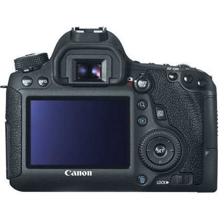 Canon 5D Mark II Vs 6D