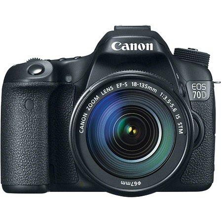 Sony a6000 Vs Canon 70D