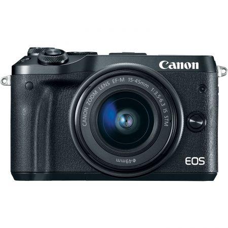 Sony a6000 Vs Canon M6