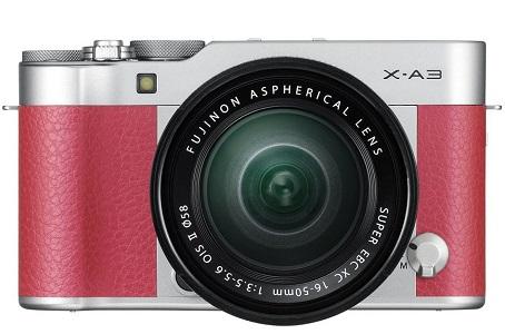 Sony a6000 Vs Fujifilm X-A3