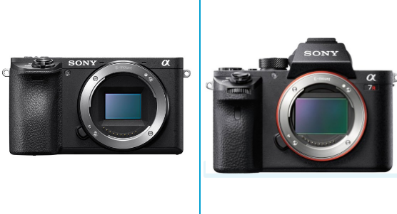 Sony a6500 vs a7R II – Which Is The Better Option?