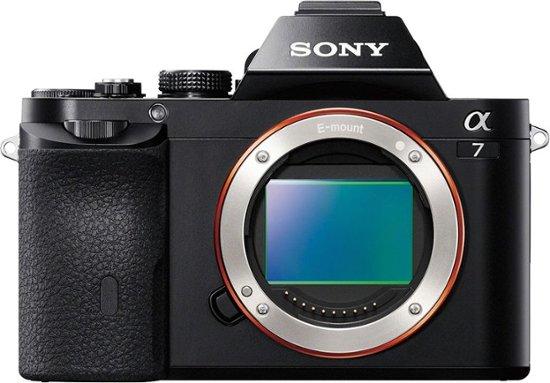 Sony a7 vs a7II