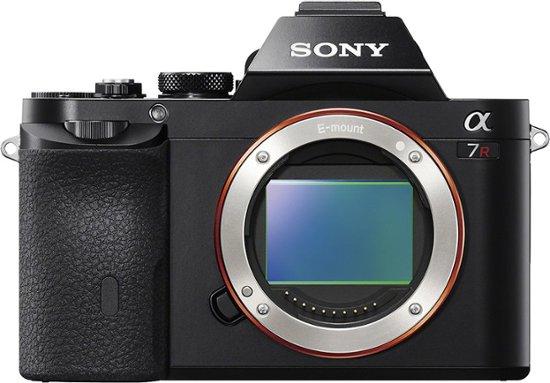 Sony a7R vs a7II