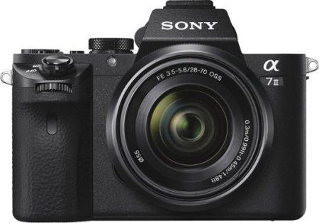 Sony a6000 vs a7II