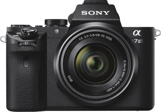 Sony a7R Vs a7II – An Extensive Comparison Review