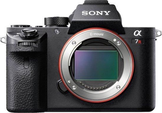 Sony a6500 vs a7R II