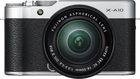 Sony a5100 vs Fujifilm X-A10