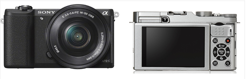 Sony a5100 Vs Fujifilm XA2 – Which Camera Is Better For You
