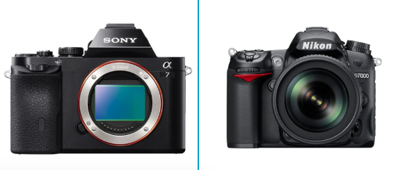 Sony a7 vs Nikon D7000 – What Camera Is Better For You?