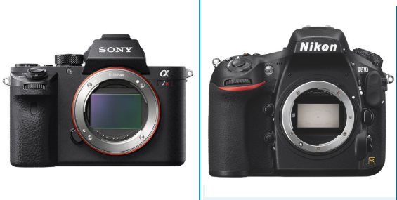 Sony Alpha 7RII Vs Nikon D810 – Detailed Comparison