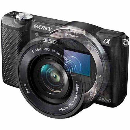 Sony a5000 vs Fujifilm X-A10