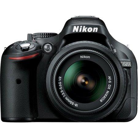 Sony Alpha a6000 Vs Nikon D5200