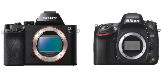 Sony a7S Vs Nikon D610 – Detailed Comparison