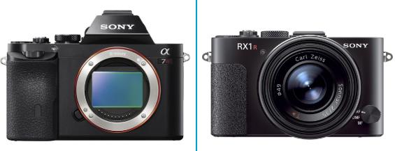 Sony a7R Vs Sony RX1R