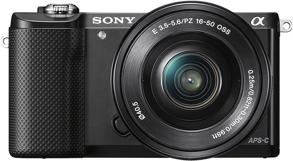 Sony Alpha a5000 vs NEX 6