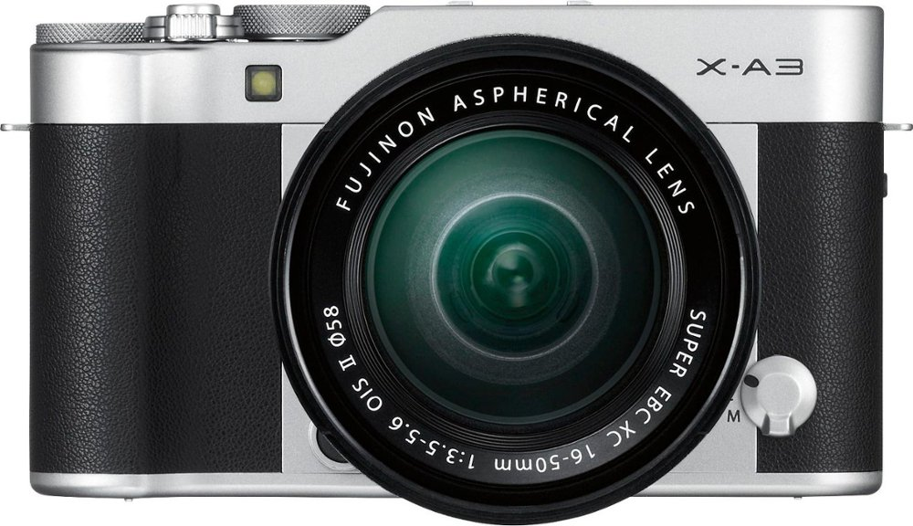 Sony a6300 vs Fujifilm Xa3