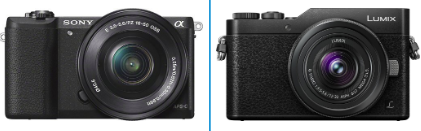 Sony A5100 Vs Lumix GF9 — A Detailed Comparison