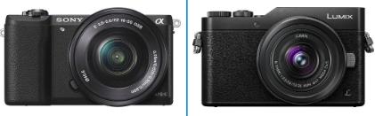 Sony A5100 Vs Lumix GF9 — A Detailed Comparison
