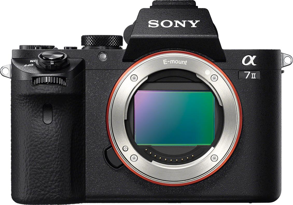 Sony a9 vs a7II