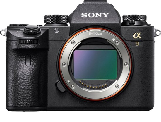 Sony a9 vs a7II